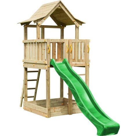 Parque infantil Masgames Pagoda XL
