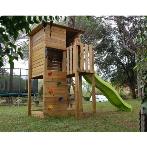 Parque Infantil Taga Escalada Masgames