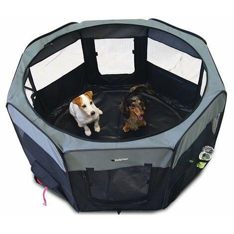 Parques de loneta para perros y otras mascotas IBÁÑEZ disponible en varias opciones