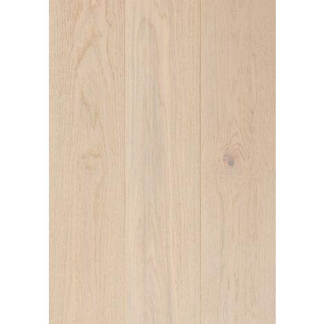 Parquet Chêne Contrecollé - Chatelet -Huilé- Aspect bois brut - larg. 15 cm - Epaisseur. 14 mm | 1.68 mètre carré