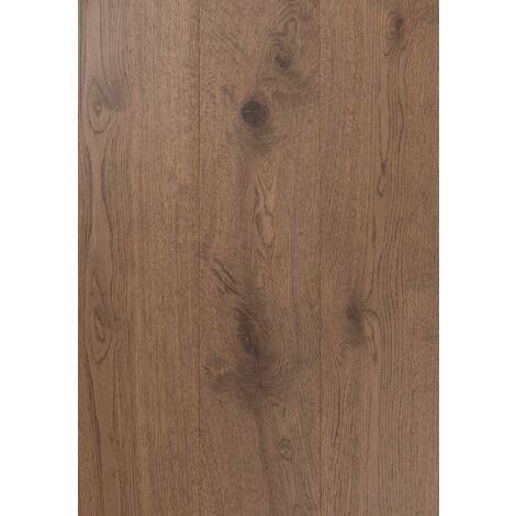 Parquet Chêne Contrecollé - Narbonne - Authentic brown - larg. 15 cm | 1.08 mètre carré