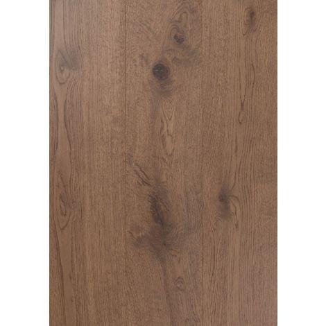 Parquet Chêne Contrecollé - Narbonne Authentic Brown - larg. 19 cm | 1.36 mètre carré