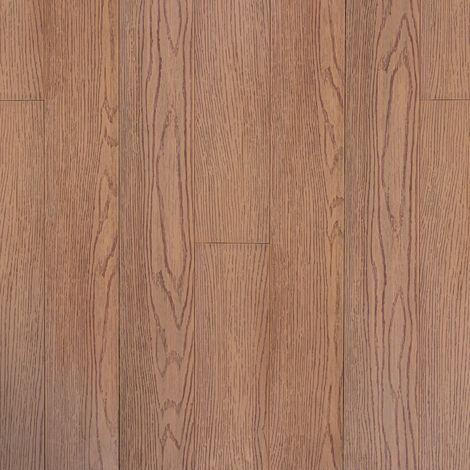 Parquet Massif Bambou - Verni Brossé - Dusty Impression Chêne - Compatible Pièces Humides - larg. 13 cm | 2.14 mètre carré