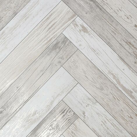 """main image of """"Parquet Wood Rustic Wallpaper Sublime Grey Modern Contemporary 3D Effect"""""""