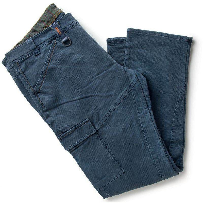 PARTNER pantalon de travail coton Marine - T. S - DIKE