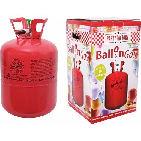 "main image of ""Party Factory Ballongas Helium für ca. 50 Luftballons"""