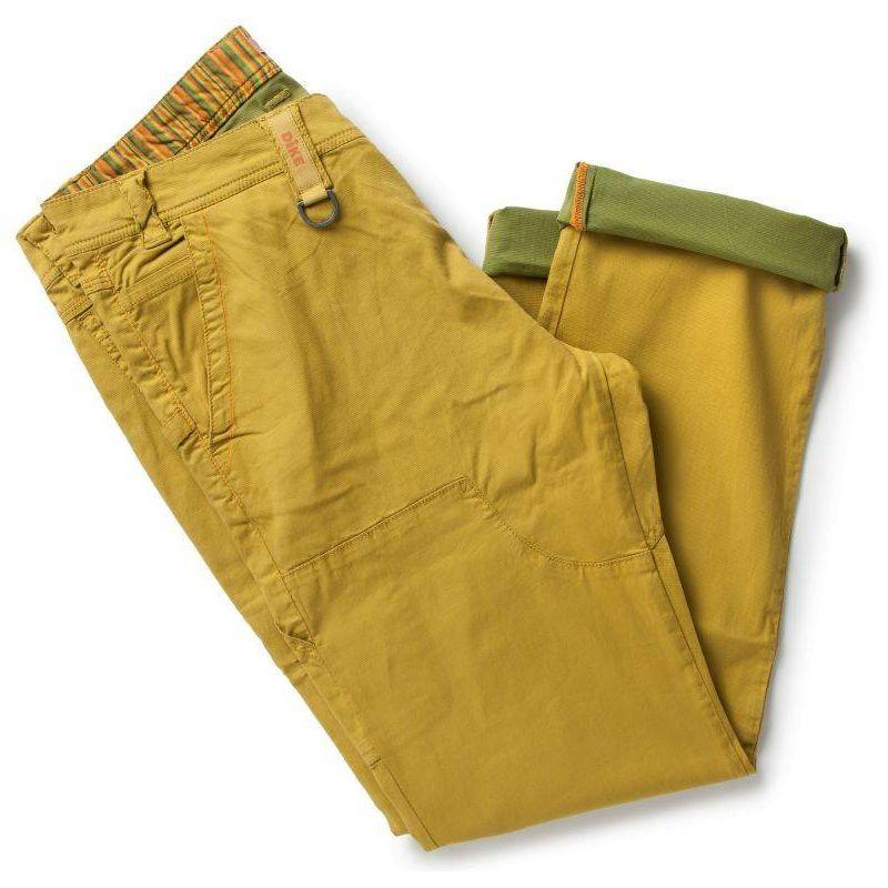PARTY pantalon de travail stretch Jaune - T. S - Dike
