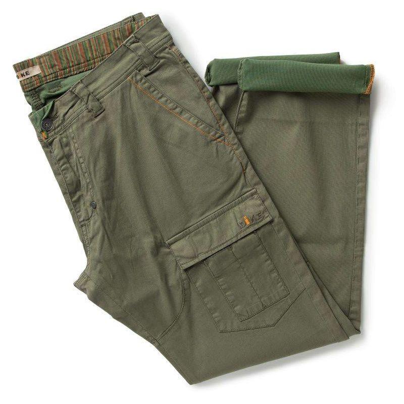 PARTY pantalon de travail stretch Vert - T. S - Dike
