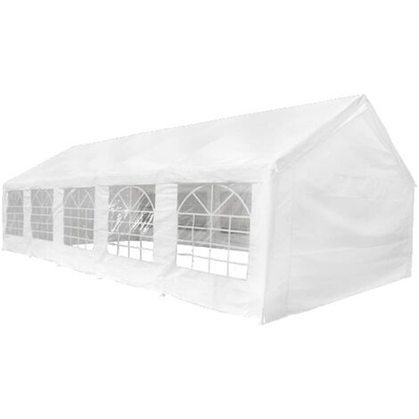 Party Tent 10x5 m White