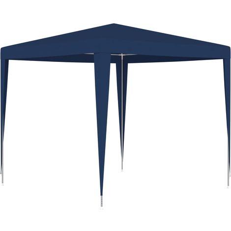 Party Tent 2,5x2,5 m Blue