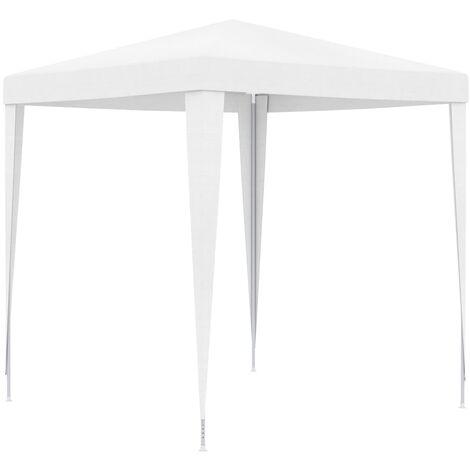 Party Tent 2x2 m White - White