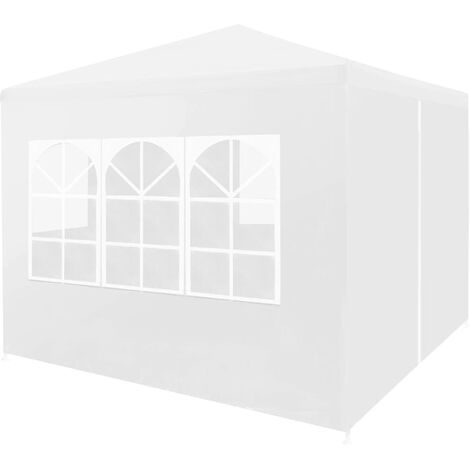 Party Tent 3x3 m White