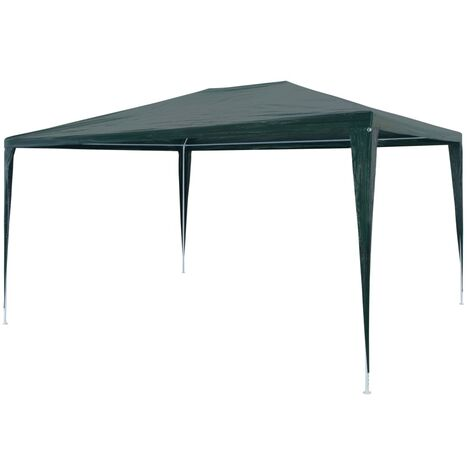 Party Tent 3x4 m PE Green