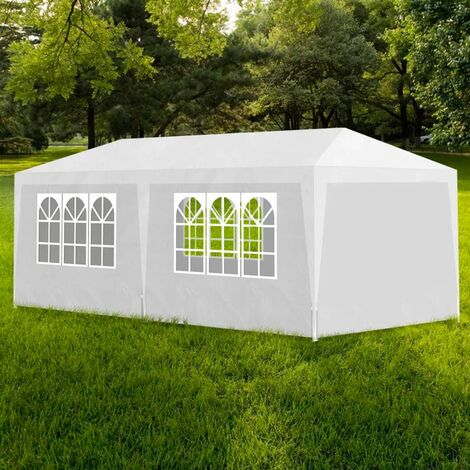 Party Tent 3x6 m White