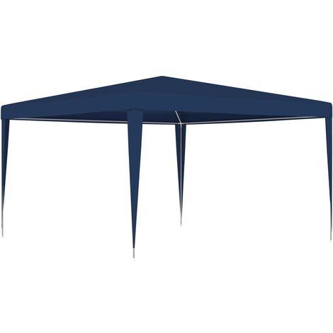 Party Tent 4x4 m Blue