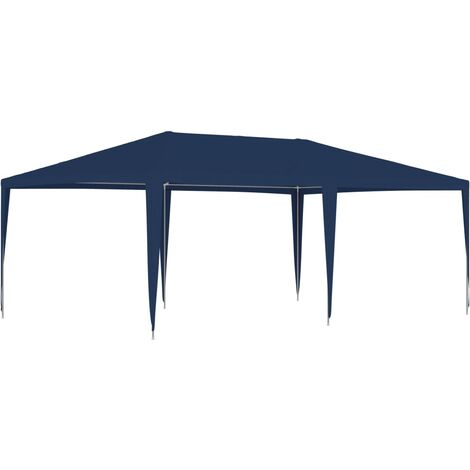 Party Tent 4x6 m Blue
