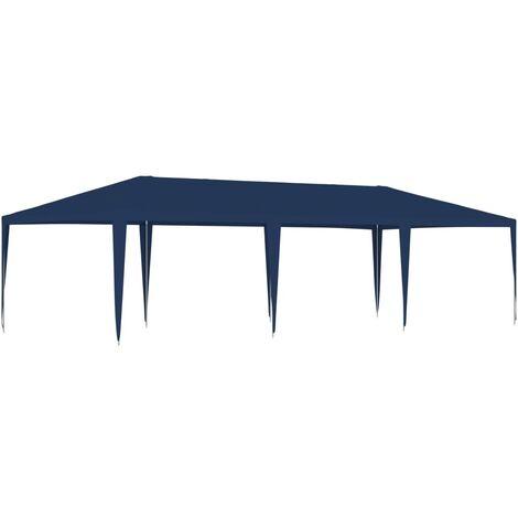 Party Tent 4x9 m Blue
