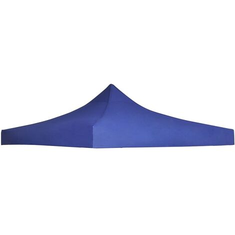 Party Tent Roof 3x3 m Blue