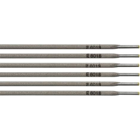 Parweld Mild Steel MMA Electrodes 4.0mm x 350mm 5.0kg E6013-40