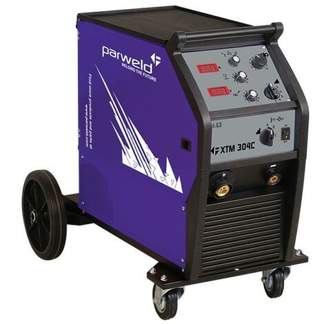 Parweld XTM304C XTM 304C MIG Transformer Machine