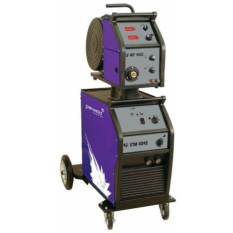 Parweld XTM404S XTM 404S MIG Transformer Machine