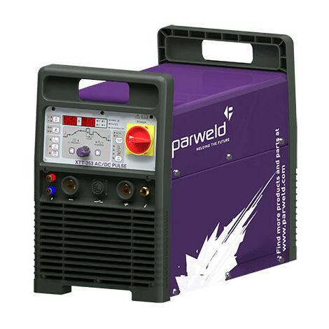Parweld XTT353 AC/DC P TIG Inverter With Torch & Regulator