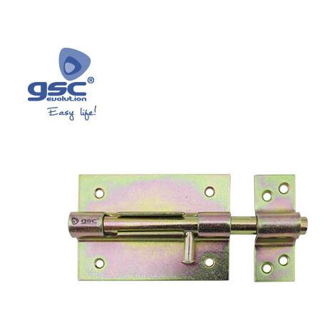 Pasador cerrojo orificio candado 70mm bricomatado GSC 003802741