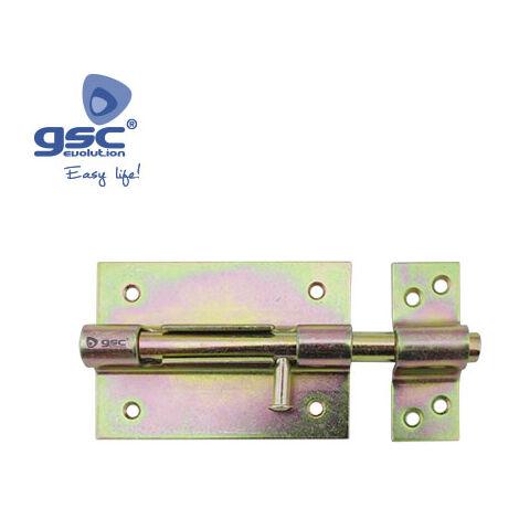 Pasador cerrojo orificio candado 85mm bricomatado GSC 003802742