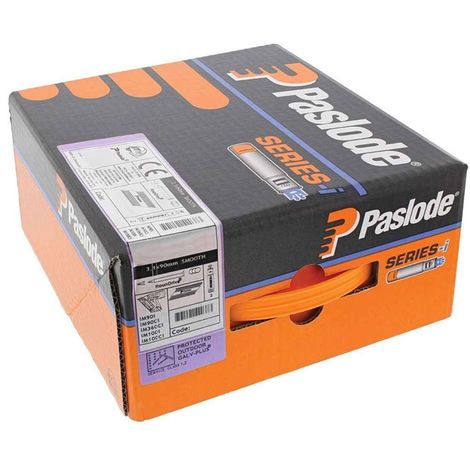 Paslode 141070 IM360 3.1 x 90mm Smooth Galv Plus Nails
