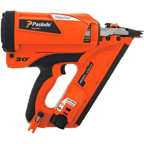 Paslode IM350+ Impulse 1st Fix Gas Framing Nailer with 1 x 1.25Ah Battery