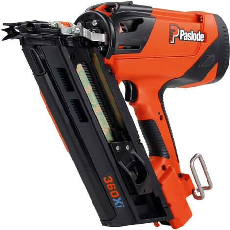 Paslode IM360Ci Cordless 7.2V First Fix Gas Framing Nailer Kit
