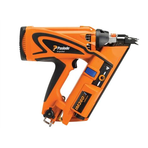 Paslode IM360Ci 1st Fix Framing Nailer 7.2v 1 x 1.2Ah Battery