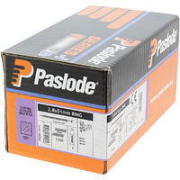 Paslode Impulse RG HDGV Nails RG 350/350+ 75 x 3.1mm 2200Pk Galv Plus