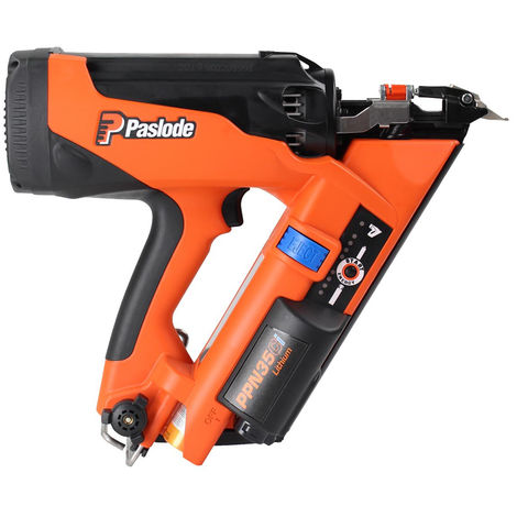 Paslode PPN35Ci Lithium Gas Positive Placement Nailer Kit 014095
