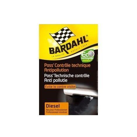 PASS CONTROLE TECHNIQUE BARDAHL ANTIPOLLUTION DIESEL 9045