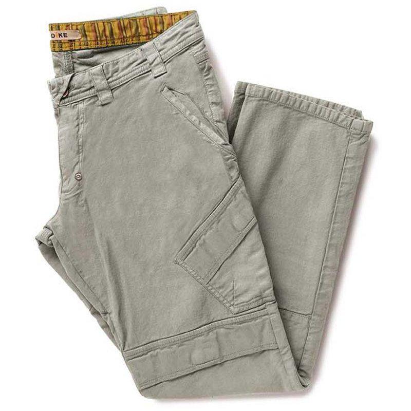 PASS pantalon de travail homme avec genouillere Gris - T. S - Dike