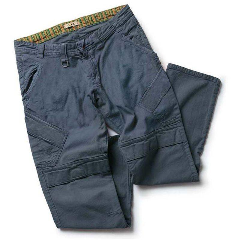 PASS pantalon de travail homme avec genouillere Marine - T. S - Dike