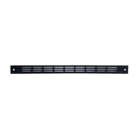 Passage d'air 16 cm² (33 m³/h) - 478/1 RENSON ARGENTA VENTILATION Coloris Noir
