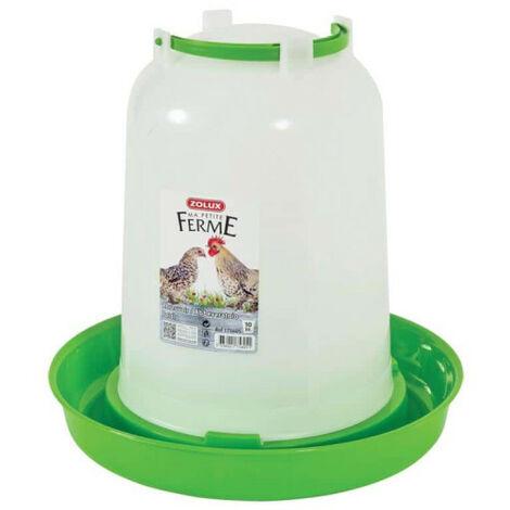 Passante per acqua ZOLUX - Verde - 10 L - 175605