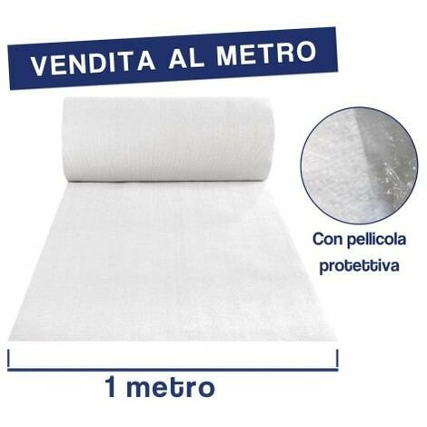 "main image of ""PASSATOIA MATRIMONIO TAPPETO NUNZIALE BIANCO CERIMONIA CHIESA EVENTO AL MT 37267"""