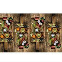 Passatoia per cucina con taglio su misura di design