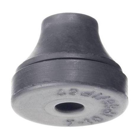 Passe-fils PB Fastener 1101-CR-SW 1101-CR-SW Ø max. des bornes 7 mm Caoutchouc-Chloroprène noir 1 pc(s)