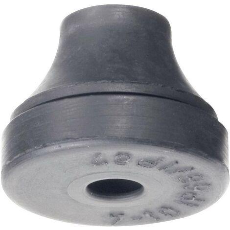 Passe-fils PB Fastener 1103-CR-SW 1103-CR-SW Ø max. des bornes 14 mm Caoutchouc-Chloroprène noir 1 pc(s) S15411