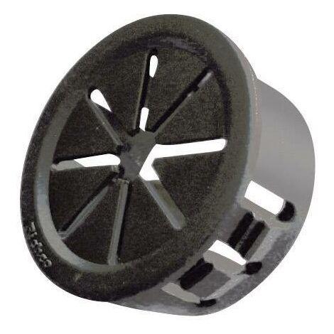 Passe-fils Richco PGSD-11 Ø max. des bornes 27 mm Polyamide noir 1 pc(s) S27840