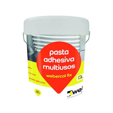 Pasta adhesiva multiusos - webercol fix 8kg