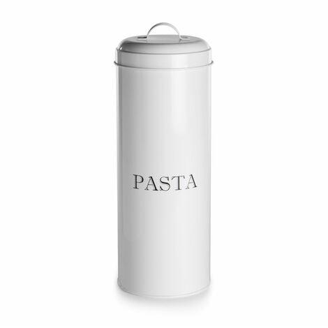 Pasta Canister | M&W White - White