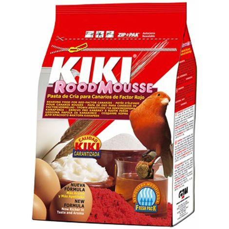 Pasta de Cría Roja KIKI ROOD MOUSSE ROJO PAQUETE 1 kg.
