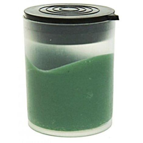 Pasta de pulido verde 60g de metales de color acer