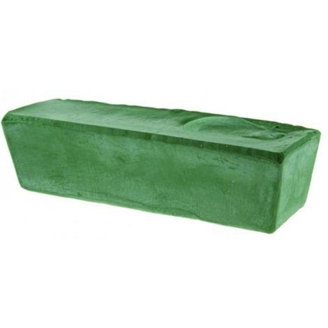 Pasta de pulido verde 800 g de metales coloreados