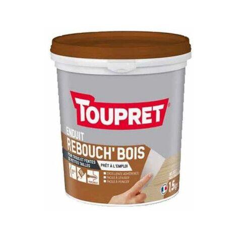 Pasta de relleno de madera TOUPRET 1,5Kg - BCRPBO1.5